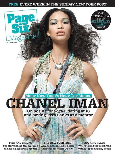 Chanel-iman