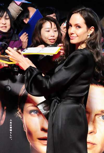 Angelina japan
