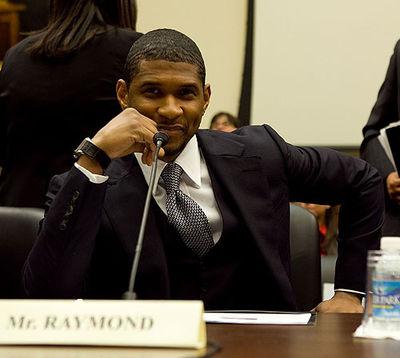 Usher in DC