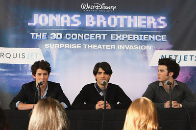 Jonas brothers theater