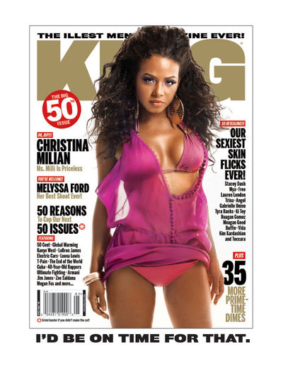 Christinamilian king