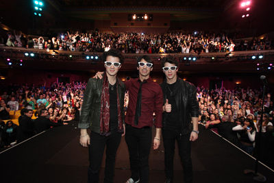 Jonas brothers screening