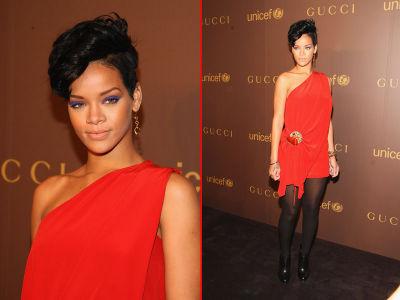 Rihanna gucci