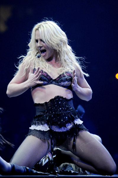 Britney spears circus 3