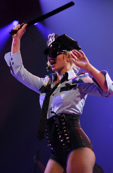 Britney spears circus 2