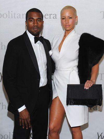 Kanye amber
