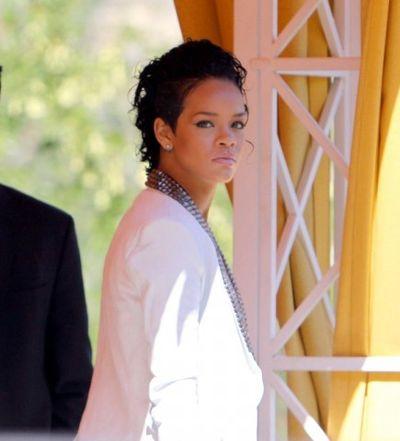 Rihanna house