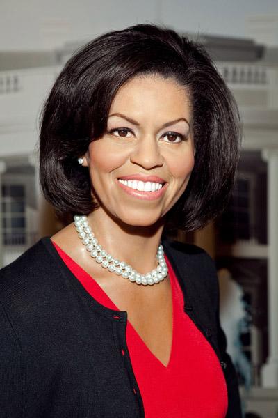Michelle obama wax