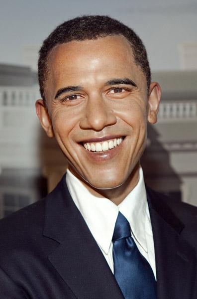Barack obama wax