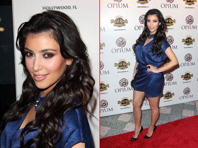 Kim kardashian hard