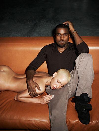 Kanye amber rose louis vuitton
