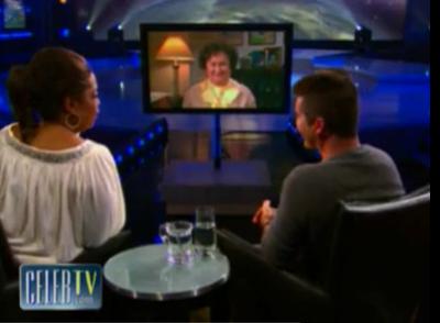 Oprah simon susan boyle