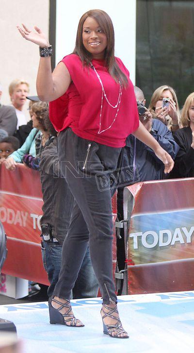 Jennifer hudson pregnant