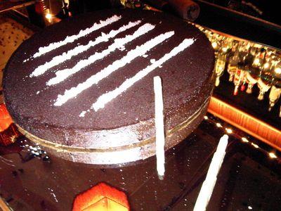 Cocaine cake