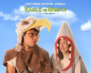 Eaglevssharkposter