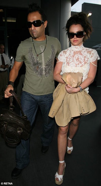 That latest news on Britney Spears is that she has now broken up with her ...