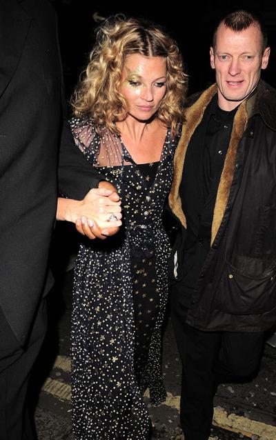 Kate Moss orgie