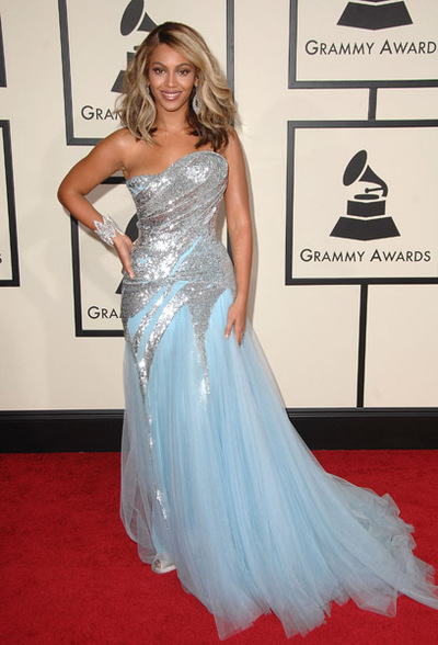 Beyonce_arrival