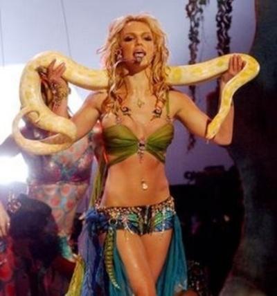 Britney_snake