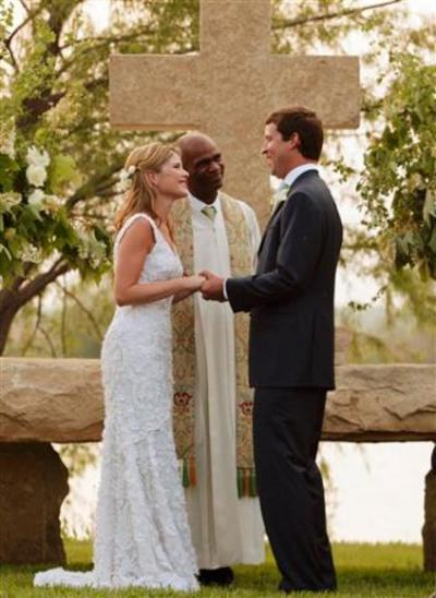 jenna bush wedding dress 3