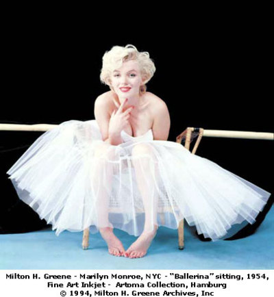 Miltongreenemarilynmonroe