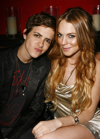 Samantha Ronson is  desperate  to get married to girlfriend    Lindsay Lohan Samantha Ronson Relationship