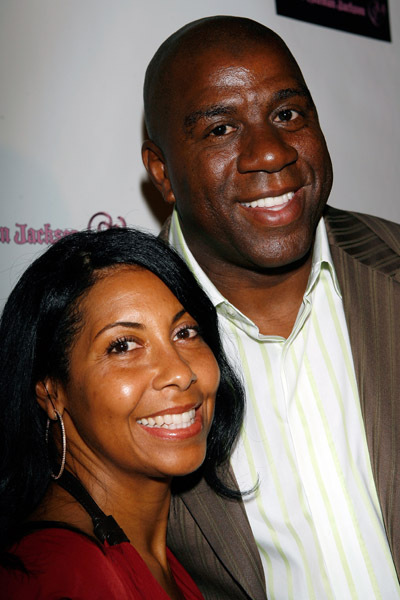 Magic Johnson - Photo Gallery