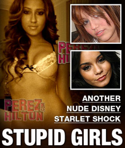 Cheetah girls adrienne bailon nude