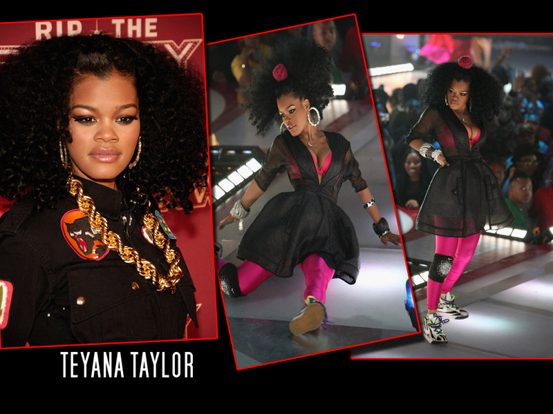 Teyana+taylor+sweet+16+party