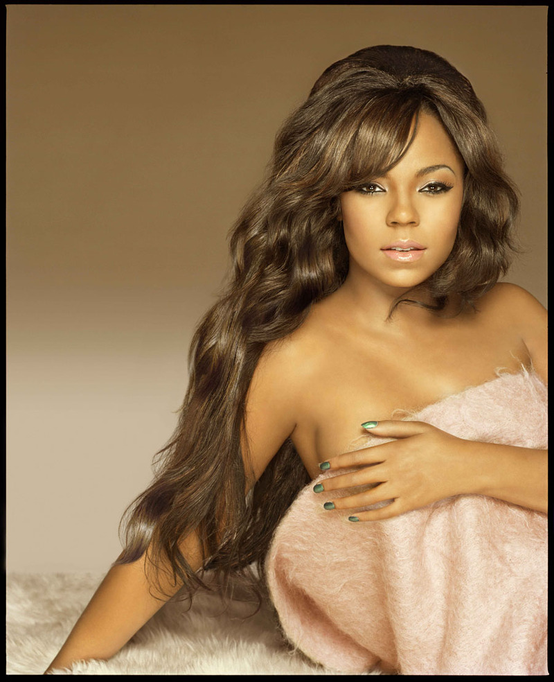 Famous People: Ashanti
