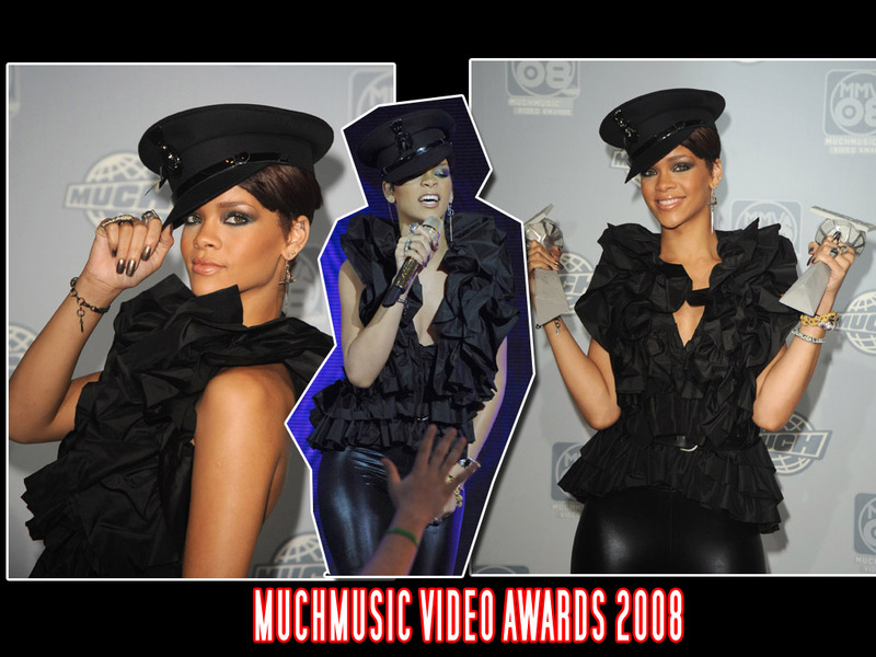 rihanna wallpapers 2008