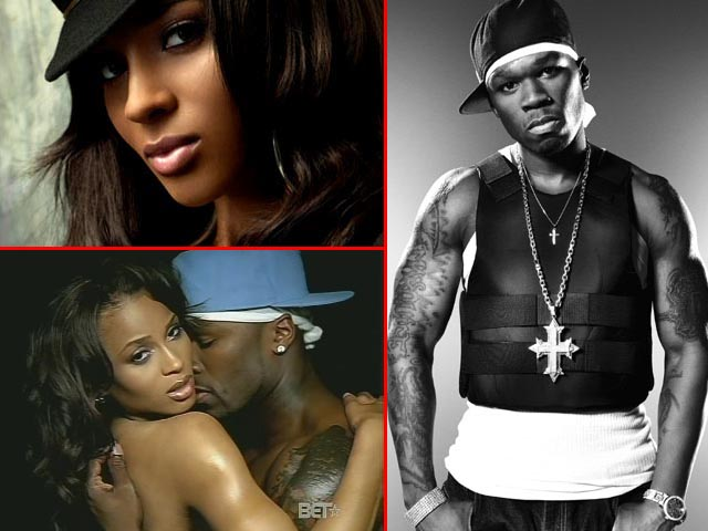 is ciara and 50 cent dating
