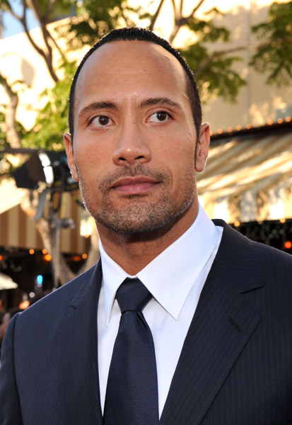 Dwayne Johnson - Images Gallery