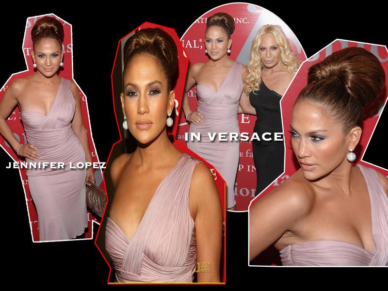 Blake Lively Versace Fringe. one shoulder Versace dress
