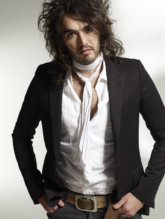 RUSSELL BRAND QUITS BBC RADIO SHOW AFTER PRANK JONATHAN ROSS SUSPENDED    Russell Brand
